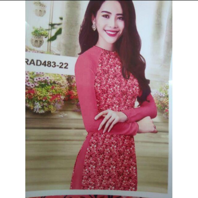Vải áo dài lụa Nhật 3d - 2730693 , 938486106 , 322_938486106 , 360000 , Vai-ao-dai-lua-Nhat-3d-322_938486106 , shopee.vn , Vải áo dài lụa Nhật 3d