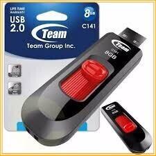 [SALE KHỦNG] Sản phẩm USB TEAM C141 DRIVE 8GB Giá chỉ 120.000₫
