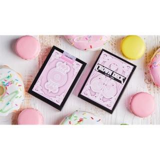 Bộ bài tây Crown Deck Pink Siêu Dễ Thuơng [ Hàng Mỹ ]
