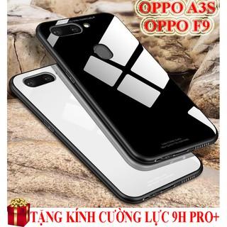 Ốp lưng gương kính Oppo A3S, F9 cao cấp