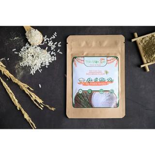 [Mã FMCGSALE giảm 5% đơn 300K] Bột tinh cám gạo nhà làm 100g. thumbnail