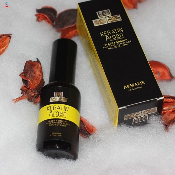 Tinh dầu dưỡng tóc Keratin Collagen Armame – Ý
