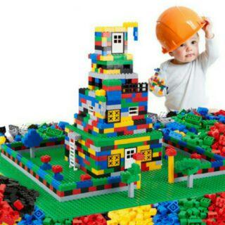BỘ GHÉP LEGO 1000 chi tiết