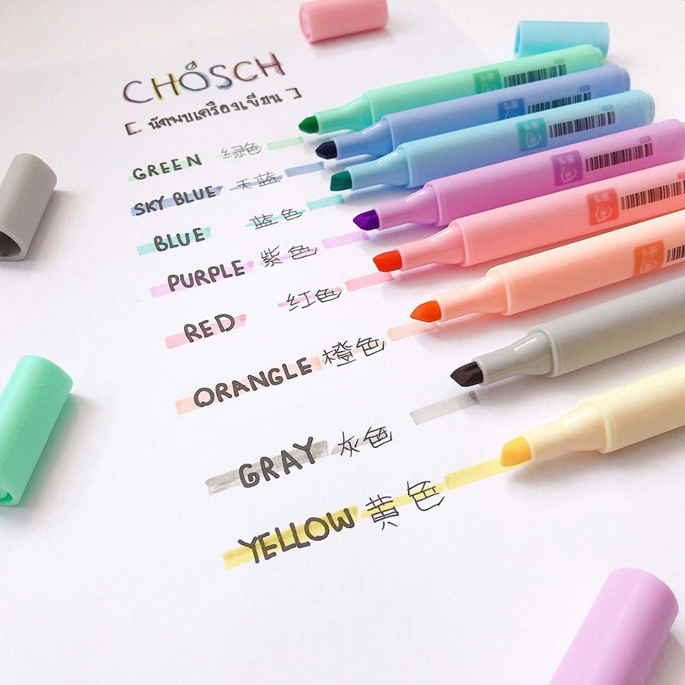 ปากกาเน้นข้อความ CHOSCH