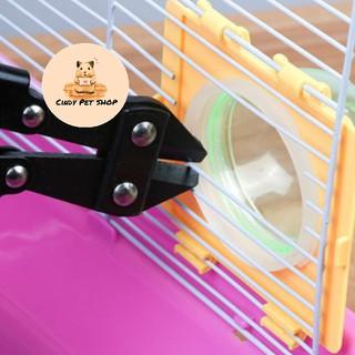 Lẻ bộ vòng ghép ống nối cho chuồng Hamster 2
