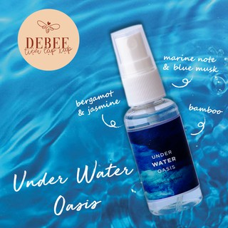[HĐ từ 120k tặng sample] Xịt thơm toàn thân Underwater Oasis Fine Fragrance Mist – Bath & Body Works