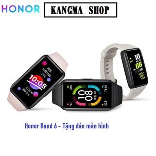 Vòng đeo theo dõi sức khoẻ thông minh - Smart Honor Band 6 thumbnail