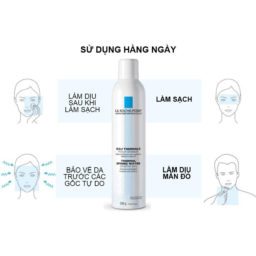 Xịt Khoáng La Roche Posay Pháp 300g - EAU THERMALE | Shopee Việt Nam