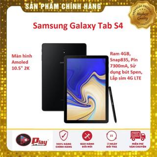 Máy tính bảng Samsung Galaxy Tab S4 | Bộ nhớ 4/64GB, Chip Snap835 siêu khủng | Tặng đủ phụ kiện và bút Spen