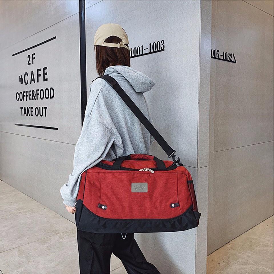 Túi du lịch thể thao đựng đồ đa năng cao cấp size rộng DL01