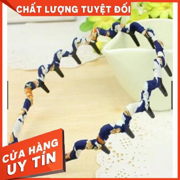 BỜM TÓC RĂNG CƯA HOT TREND