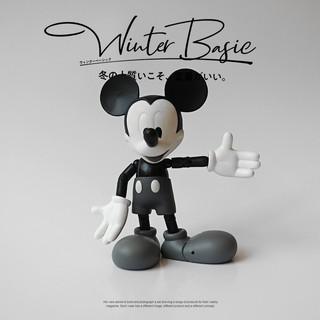 Mô Hình Chuột Mickey Trang Trí Nhà Cửa