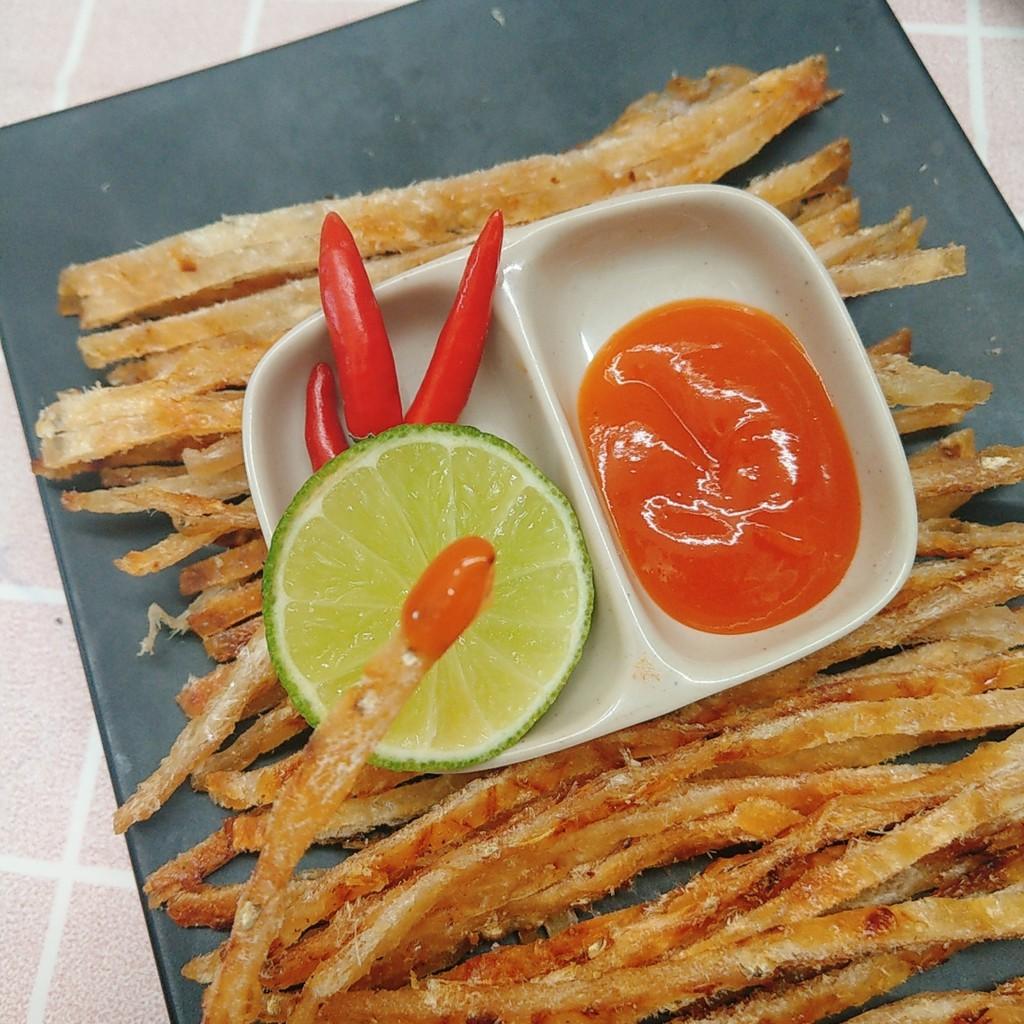 Cá Thiều Que Đà Nẵng - Loại 1 - Ngọt Thịt, Dày Mình - Hanigo Food