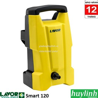 Máy rửa xe cao áp Lavor Smart 120 - 1700W - chính hãng
