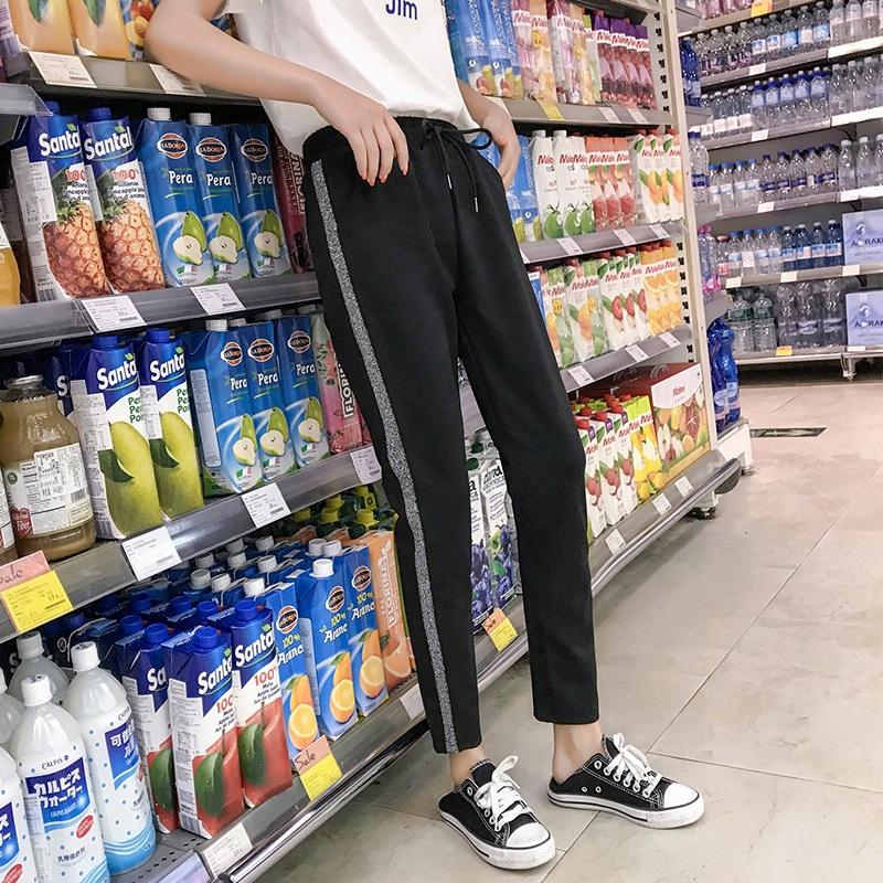 Quần dài ống rộng phong cách Hàn Quốc năng động trẻ trung dành cho nam - 14052782 , 2060972742 , 322_2060972742 , 221407 , Quan-dai-ong-rong-phong-cach-Han-Quoc-nang-dong-tre-trung-danh-cho-nam-322_2060972742 , shopee.vn , Quần dài ống rộng phong cách Hàn Quốc năng động trẻ trung dành cho nam