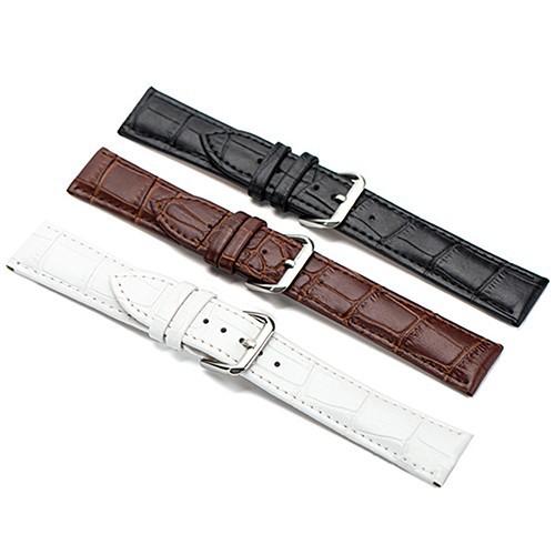 Dây đeo giả da cho đồng hồ Unisex