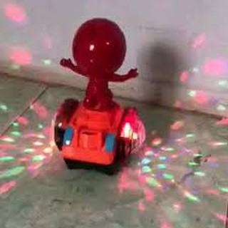 Bộ đồ chơi người nhện có đèn nhạc FG898