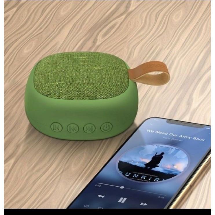 [Mã ELFLASH5 giảm 20K đơn 50K] Loa Bluetooth mini Hoco BS31 Bright sound Wireless V4.2WT