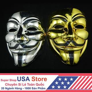 #543 Mặt Nạ Mạ Bạc Vàng Hacker #HomePrince Hàng nhập khẩu