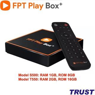 Đầu thu kỹ thuật số FPT Play Box - Tivi Box - Hệ điều hành AndroidTV 10 - FPT Telecom