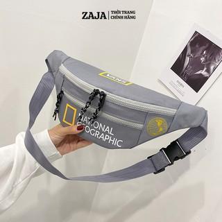 Túi bao tử đeo chéo nam nữ đựng điện thoại thời trang thể thao đi chơi phong cách đeo vai hàn quốc Z-743