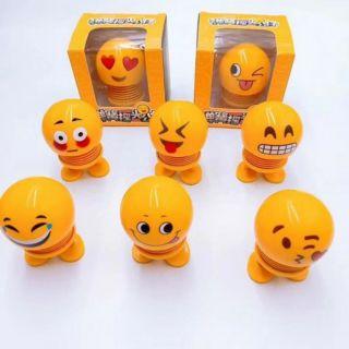 Thú Nhún Lò Xo Emoji Siêu Cute