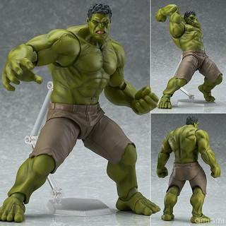 Mô Hình Hulk Khổng Lồ Xanh Có Khớp Cử Động Figma