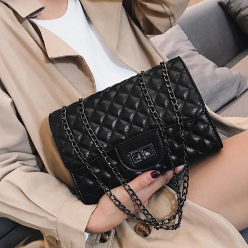 Túi đeo chéo trần trám phong cách BH 293