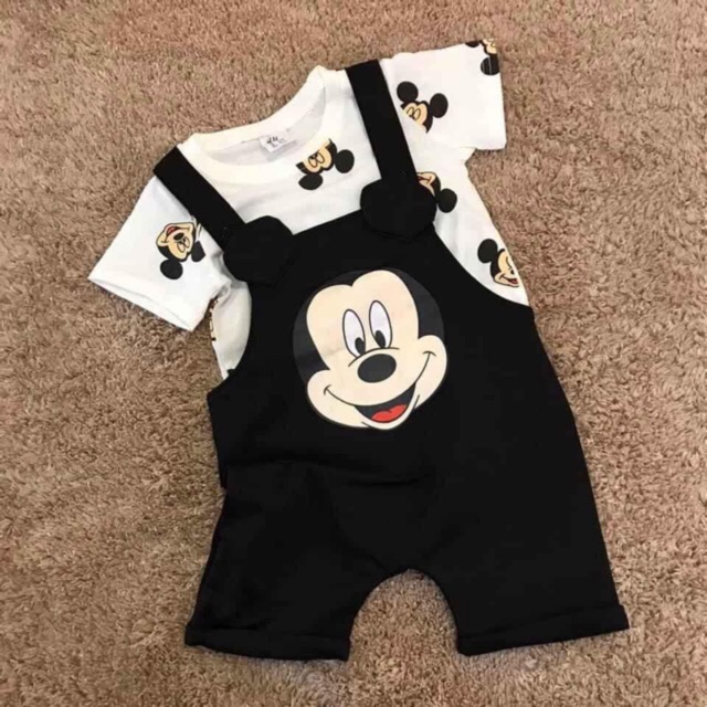 Set Bộ Mickey