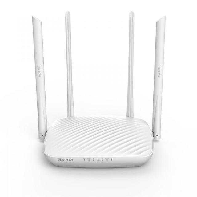 [SALE 10%] Thiết bị phát wifi, modem wifi Tenda F9 4 anten tốc độ 600Mbps chính hãng