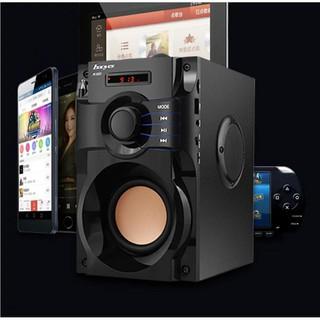(SIÊU SẬP GIÁ)Loa Nghe nhạc Bluetooth Cao Cấp Super Bass RS - A100 (có điều khiển từ xa)