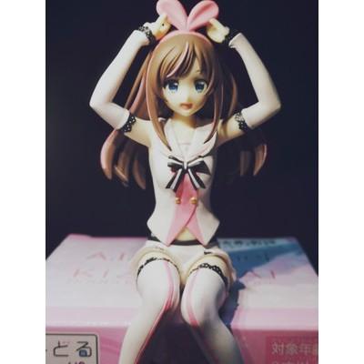 Mô Hình Chính Hãng Kizuna Ai - Noodle Stopper Figure (FuRyu)