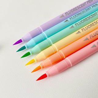 Hình ảnh Set 6 bút đánh dấu Winzige màu sắc ngọt ngào-6