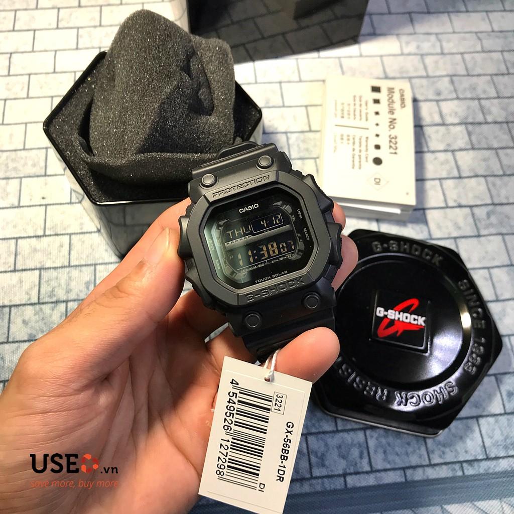 Đồng hồ Nam Casio G-Shock GX-56BB-1 - New chính hãng 100% - 9973826 , 1071796724 , 322_1071796724 , 3000000 , Dong-ho-Nam-Casio-G-Shock-GX-56BB-1-New-chinh-hang-100Phan-Tram-322_1071796724 , shopee.vn , Đồng hồ Nam Casio G-Shock GX-56BB-1 - New chính hãng 100%