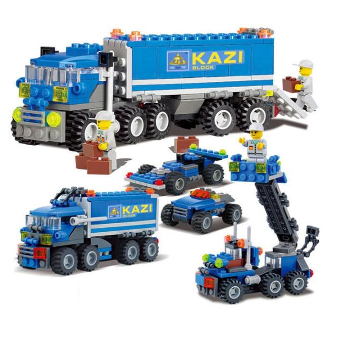 Lego xe tải 163 chi tiết