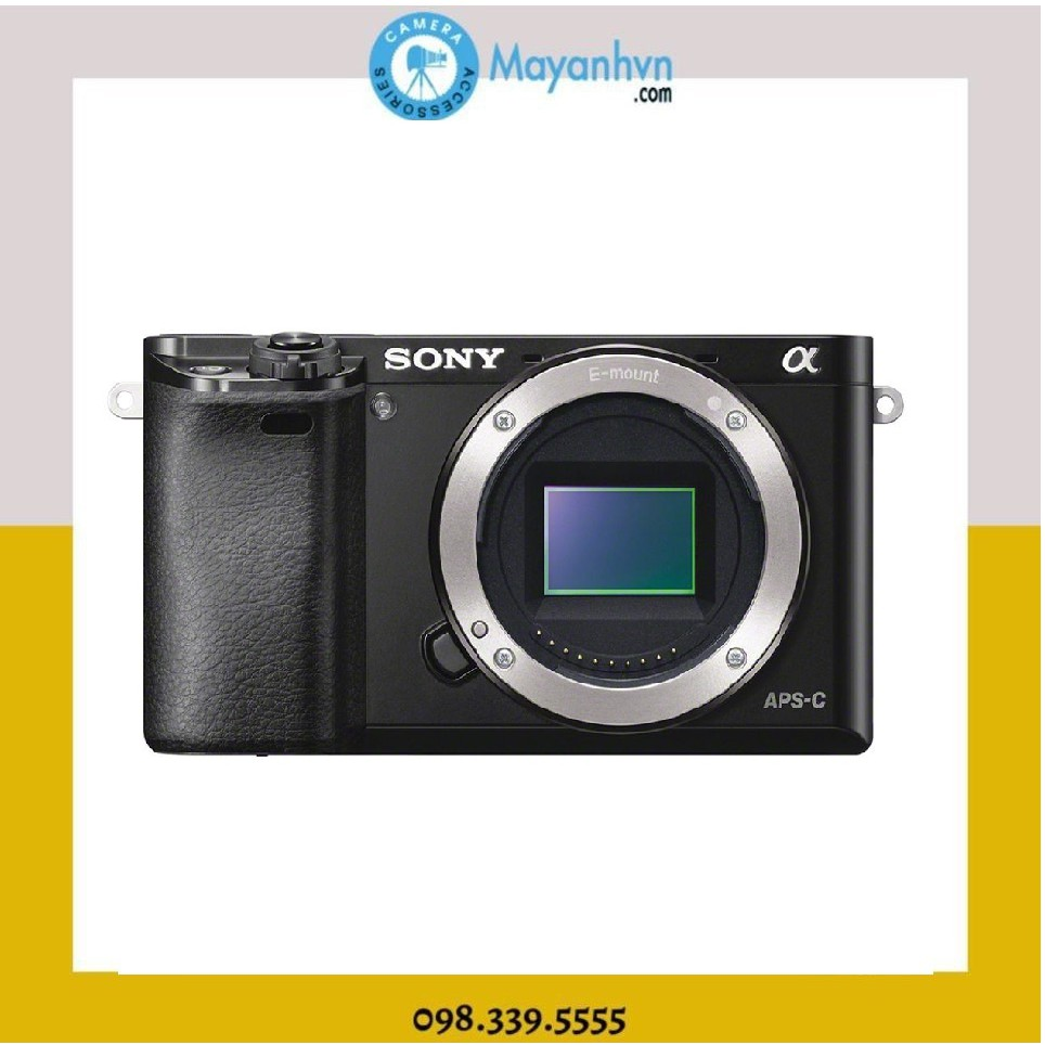 Máy ảnh Sony Alpha A6000 body