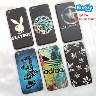 Ốp lưng Iphone 6 Plus / 6s Plus cao cấp LeoLeo Design