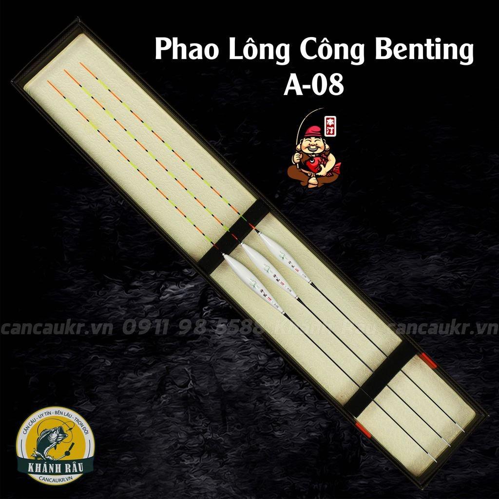 Phao Lông Công Benting A-08