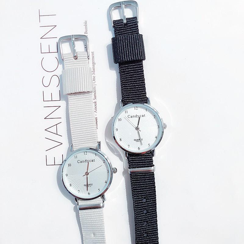 Đồng hồ đeo tay nam nữ Candycat cực đẹp DH42