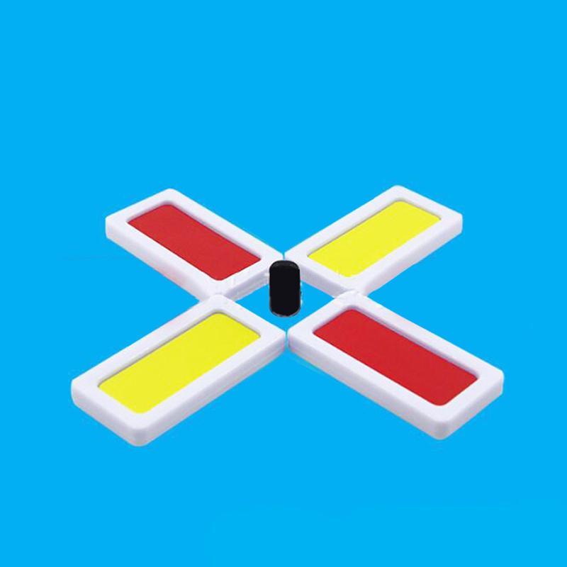 4 Pcs/set DIY Perfect Combination Close-up Magic Educational Toys for Kids Beginner Tricks Props