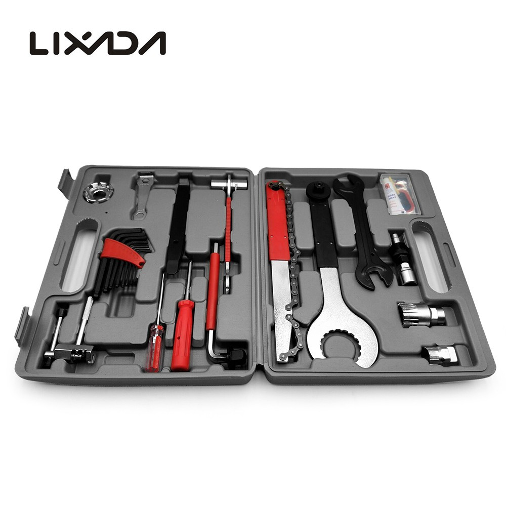 【Ready Stock】 Lixada Professional Universal Home Outdoor Multi-function Purpose Bike Bicycle