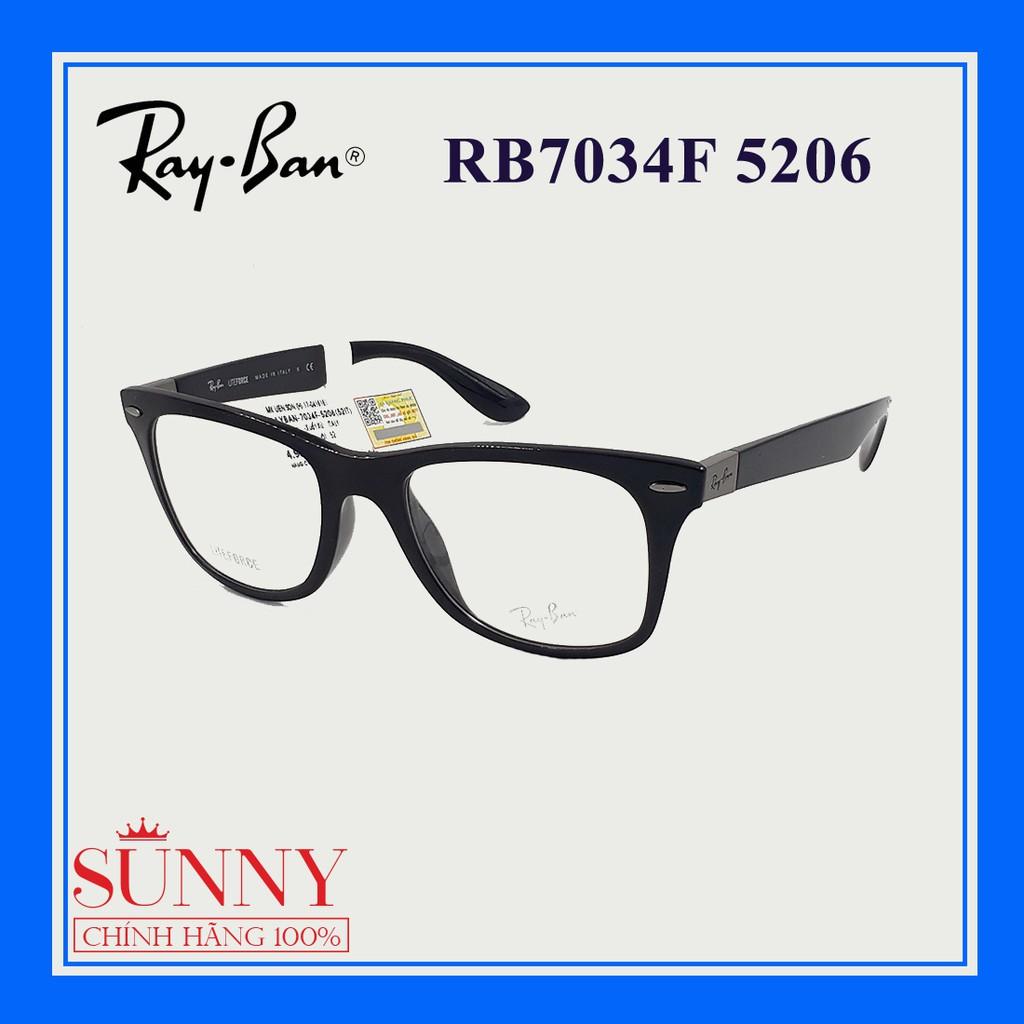 KÍNH CẬN RAYBAN RB7034F (2 MÀU) - 3505693 , 739670240 , 322_739670240 , 5569000 , KINH-CAN-RAYBAN-RB7034F-2-MAU-322_739670240 , shopee.vn , KÍNH CẬN RAYBAN RB7034F (2 MÀU)