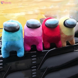new among us plush dolls creative cute dolls gifts for boys and girls lele