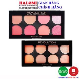 Bảng Revolution 3 in 1 phấn má highlight tạo khối Makeup Revolution Ultra Blush Palette (Bill Anh) thumbnail
