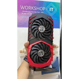 [Mã ELCL99 giảm 7% đơn 500K] CARD MÀN HÌNH VGA RX570 4G POWERCOLOR MSI GIGA 4GB DDR5