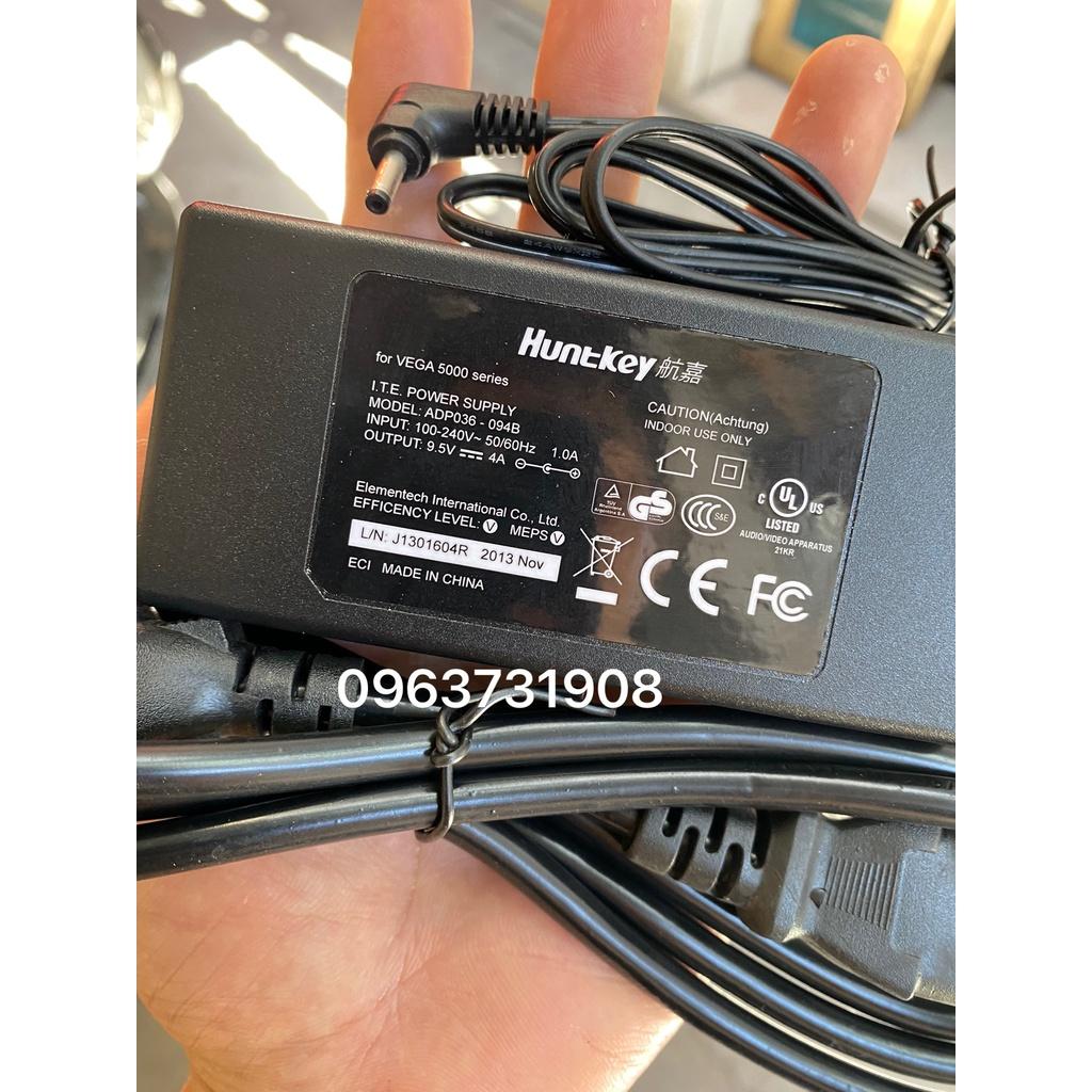 Dây nguồn máy Pos S90 9.5V-4A hàng cao cấp