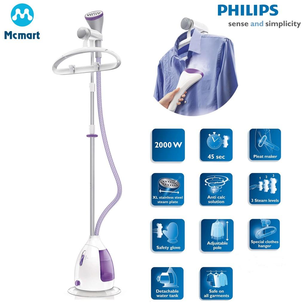 Bàn ủi hơi nước đứng Philips GC536 (Tím) - Hàng nhập khẩu - 3130214 , 1089281178 , 322_1089281178 , 3430000 , Ban-ui-hoi-nuoc-dung-Philips-GC536-Tim-Hang-nhap-khau-322_1089281178 , shopee.vn , Bàn ủi hơi nước đứng Philips GC536 (Tím) - Hàng nhập khẩu