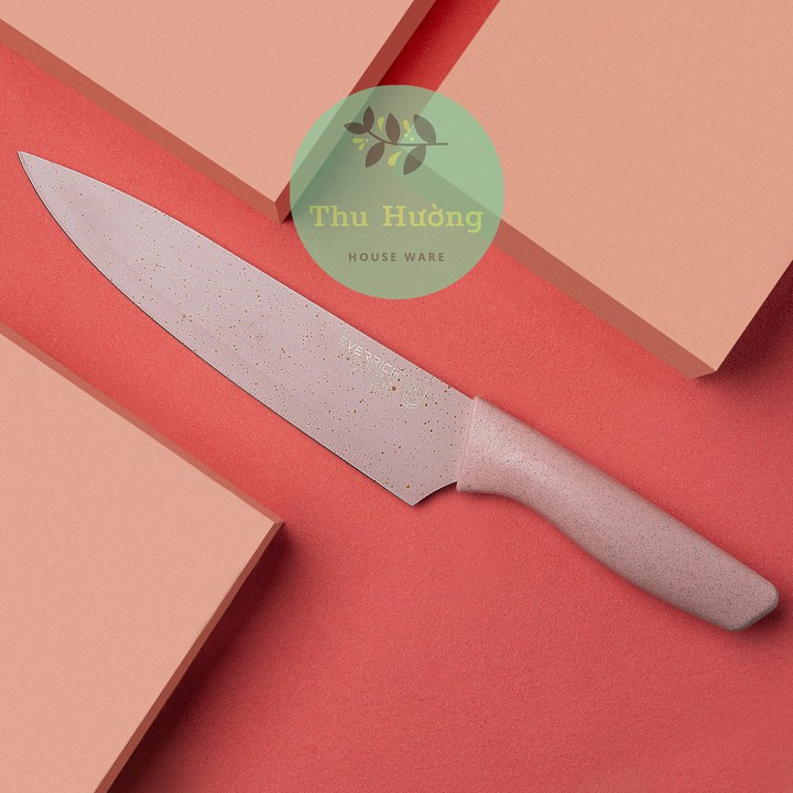 Bộ dao 6 món kháng khuẩn Everrich - Hàng chính hãng %