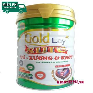 Sũa Goldlay Sure 900g dinh dưỡng chuyên biệt cho CƠ XƯƠNG KHỚP với Glucosamine (date mới) thumbnail