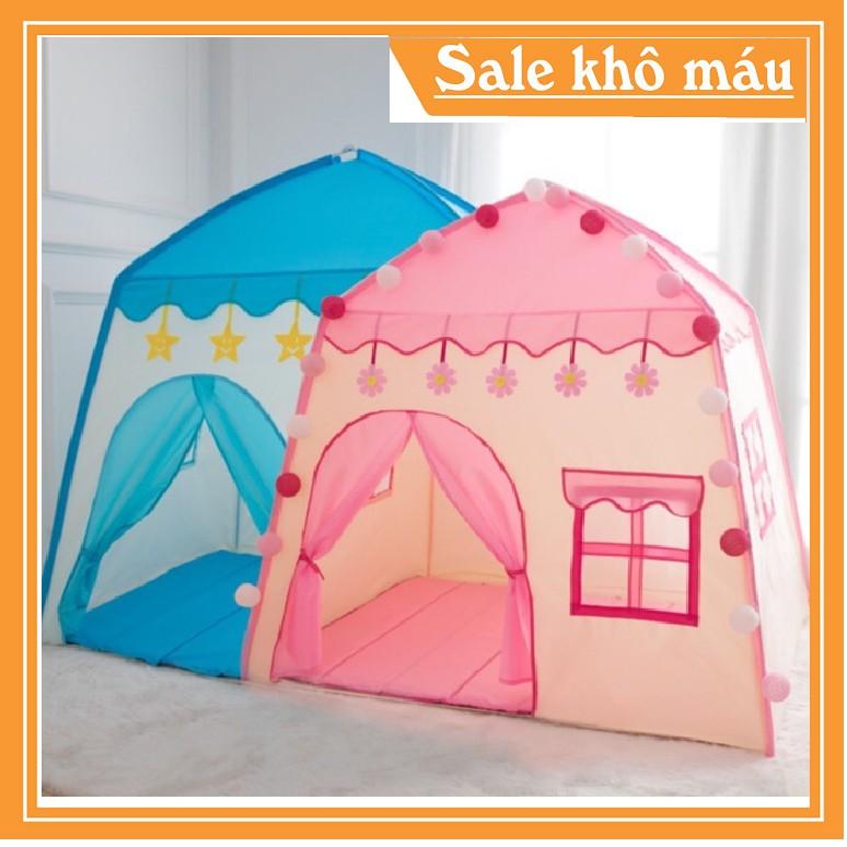 Lều công chúa lều hoàng tử cao cấp cỡ đại cho bé